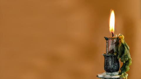 Candle Flame Animation