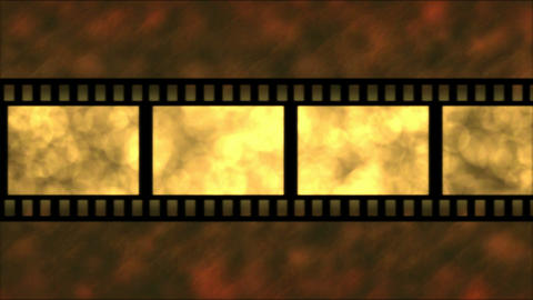 Movie Film Particle Background Animation - Loop Go Animation