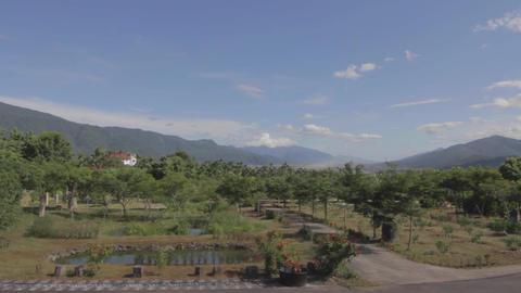 beautiful Rueisuei mountains Stock Video Footage