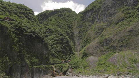 wide pan Changchun (Eternal Spring) - Changuang Te Stock Video Footage