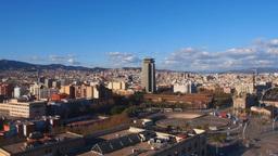 Barcelona Stock Video Footage