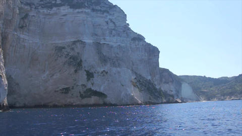 greece islands Stock Video Footage
