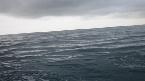 Rough sea Stock Video Footage