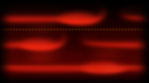 Red Pulse Light Animation