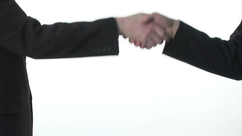 Shaking Hands Live Action