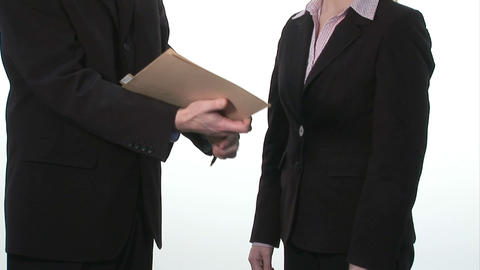Business Stock Footage Shot 21 Stock Video Footage