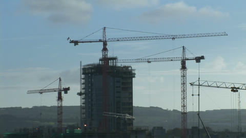 Industry Stock Footage of Construction Stock Video Footage