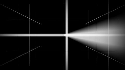 Background Animation Mesh White Variety 2 Stock Video Footage