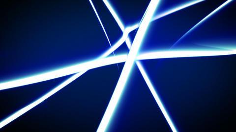 Blue Violent Light Streaks Footage