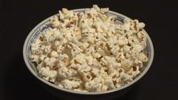Stock Footage Popcorn Footage