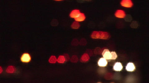 Stock Footage of Traffic in City Stock Video Footage