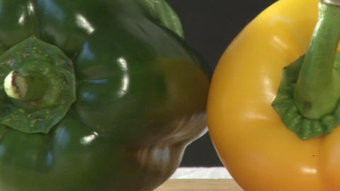 Stock Footage of Peppers Stock Video Footage