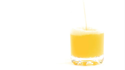 Stock Footage of Pouring Juice Footage