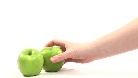 Stock Video Footage of Apples Footage