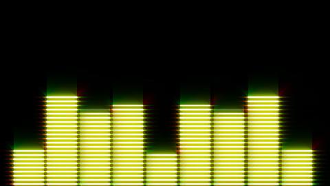 Waveform 3 Stock Video Footage