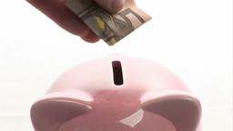Saving Money Footage