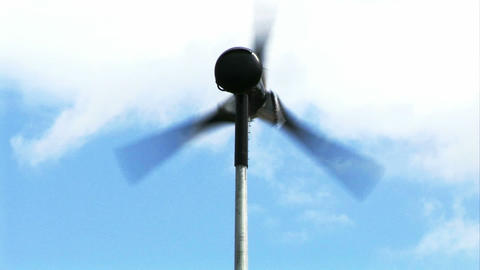 Wind Energy Stock Video Footage