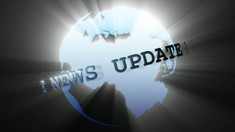 Broadcast Globe Seamless Stock Video Footage