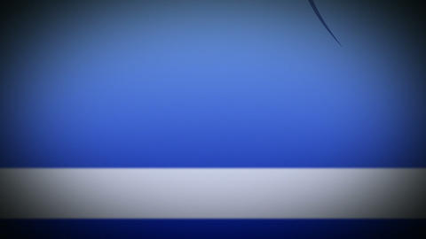 Seamless Blue Background Animation