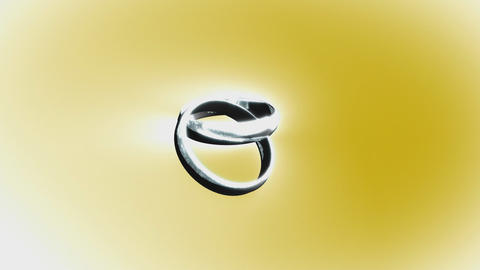 Silver Ring Wedding Ring Animation