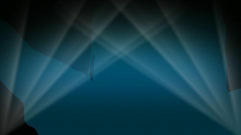 Spotlight Dancer 4 Stock Video Footage