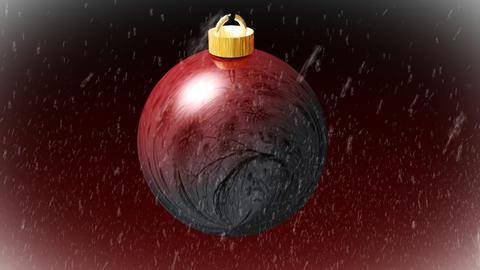 Christmas Tree Ball Animation