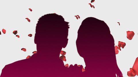 Romantic Couple 3 Footage