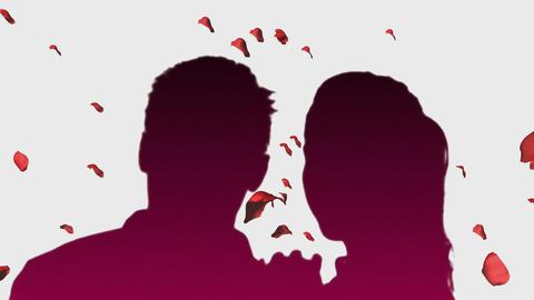 Romantic Couple 3 Stock Video Footage