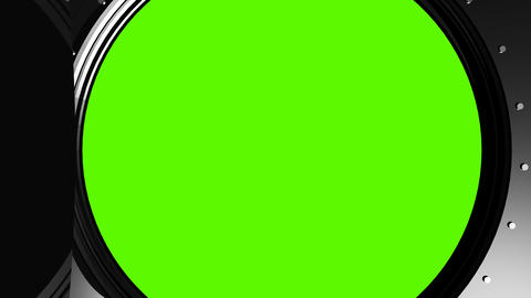REVERSE VAULT W GREENSCREEN Animation