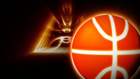 BASKETBALL 5 Stock Video Footage