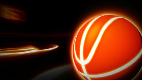 BASKETBALL 5 Animation