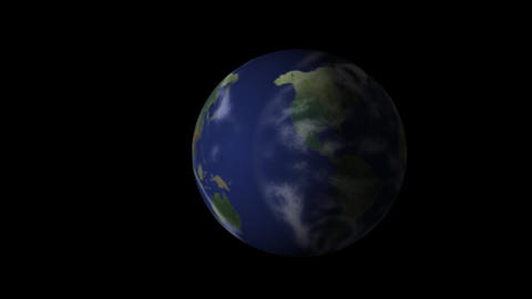 Photoreal Planet Earth Footage