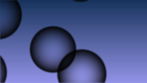 LARGE BUBBLES Stock Video Footage