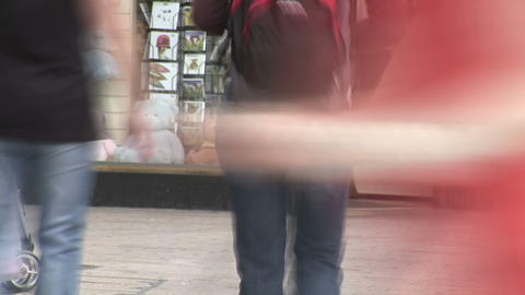 Stock Footage of a Cityscape Footage