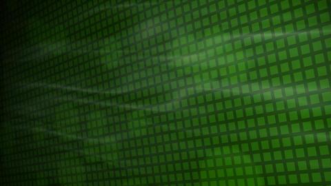 Green Smoke Background Animation
