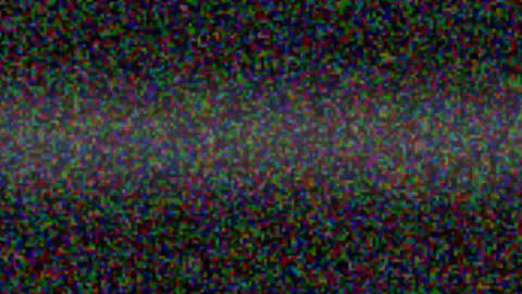 Television Text Signal stock footage