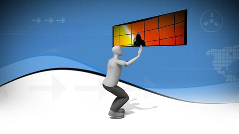 3d dancing animation Animation
