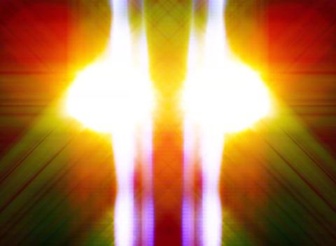 Starlights Stock Video Footage