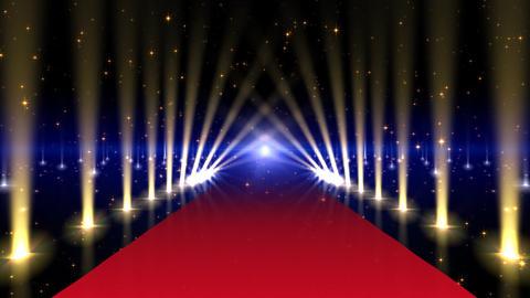 Floor Lighting AfC2 Stock Video Footage