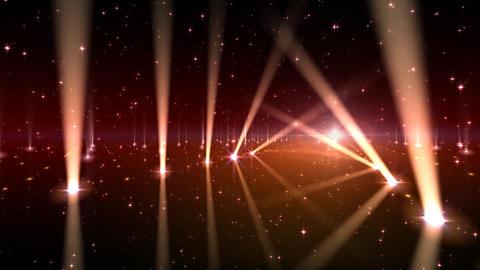 Floor Lighting AnB1 Stock Video Footage