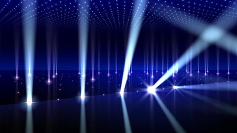 Floor Lighting AsB1 Stock Video Footage