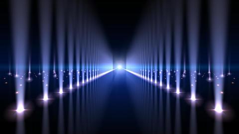 Floor Lighting BfB1 Stock Video Footage