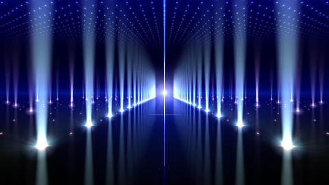 Floor Lighting BfD1 Stock Video Footage