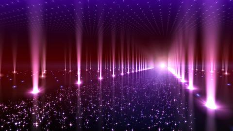 Floor Lighting BnK2 Animation