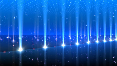 Floor Lighting BsB1 Animation
