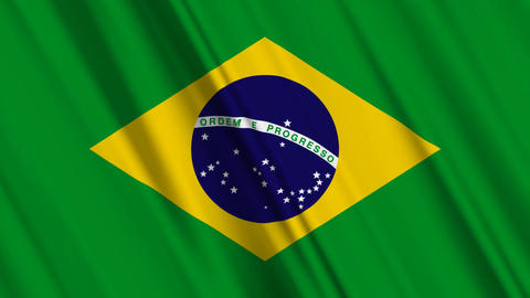 BrazilFlagLoop01 Animation