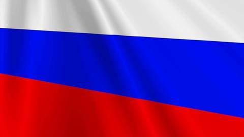 RussiaFlagLoop03 Animation