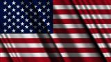 USAFlag01 stock footage