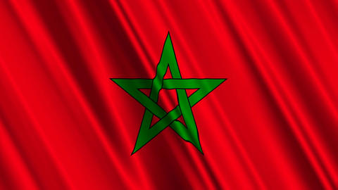 MoroccoGlagLoop01 Stock Video Footage