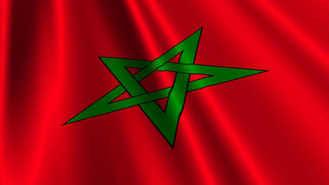 MoroccoGlagLoop03 Stock Video Footage